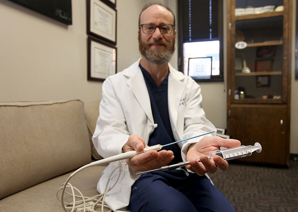 Neurosurgeon proves necessity is mother of invention | MUSC