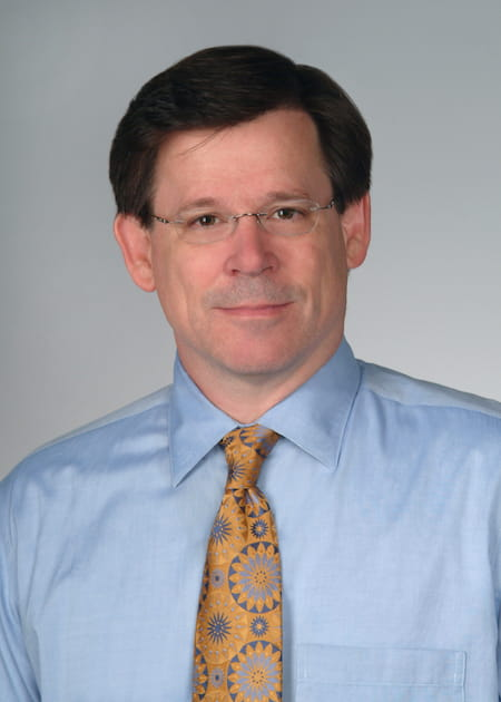 Dr. Patrick Flume, co-principal investigator for the South Carolina Clinical and Translational Research (SCTR) Institute