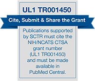 Learn how to cite the SCTR CTSA grant.