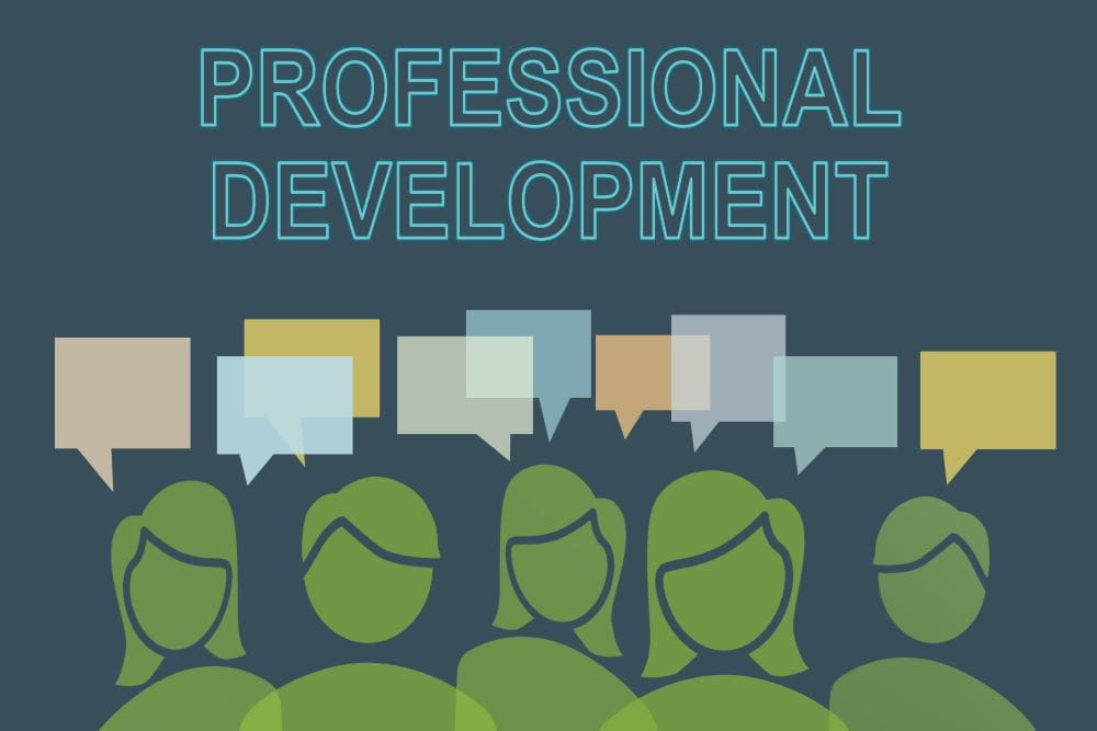 A variety of professional development opportunities exist for researchers.